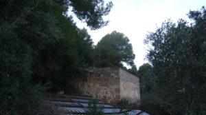 Foto de Finca de regadío en Caspe con masías de piedra