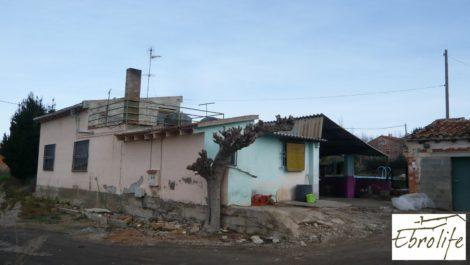 Casa de campo en Caspe con gran piscina