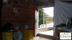 Casa de campo en Caspe con gran piscina en venta con piscina por 73.000€