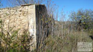 Detalle de Venta-Posada antigua en La Fresneda con pozo por 42.000€