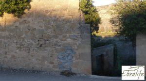 Vendemos Huerto y Masía de dos plantas en Maella con agua de riego por 18.000€