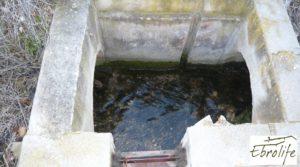 Vendemos Huerto y Masía de dos plantas en Maella con agua de riego