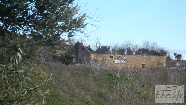 Venta-Posada antigua en La Fresneda