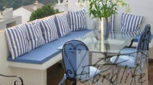 Casa en Ojen de estilo Feng-Shui a buen precio con terraza