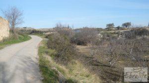 Foto de Finca en la huerta de Caspe con masía de piedra. con acceso asfaltado por 19.000€