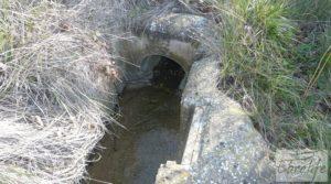 Finca en la huerta de Caspe con masía de piedra. en venta con acceso asfaltado por 19.000€