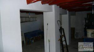 Se vende Casa de campo en Maella con finca de frutales y olivos con arboles frutales por 97.000€