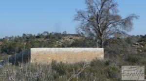 Vendemos Finca de olivos con masía de piedra en Fabara con variedad tradicional de gran calidad