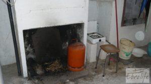 Detalle de Casa de piedra en el centro de Batea con calefacción central por 75.000€