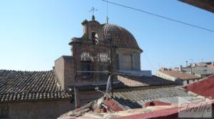 Casa de piedra en el centro de Batea a buen precio con trastero