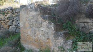 Masía de piedra en Maella para reformar. en venta con vistas privilegiadas