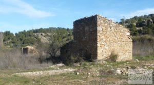 Huerta en Torre del Compte con muchas posibilidades. en venta con agua abundante de riego