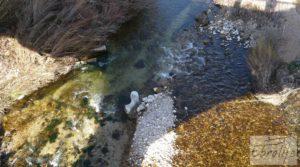 Detalle de Huerta en Torre del Compte con muchas posibilidades. con agua abundante de riego