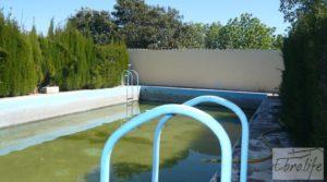 Torre con piscina privada y garaje en Caspe para vender con piscina por 250.000€