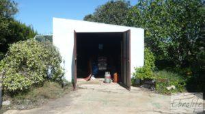Torre con piscina privada y garaje en Caspe en oferta con garaje