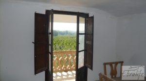 Detalle de Chalet y Naves en Fabara. Buen acceso y estupendas vistas. con buen acceso por 65.000€