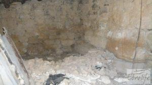 Olivar con masía típica en Maella ♘☼❀☺ a buen precio