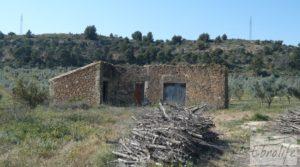 Foto de Espectacular finca de 12 hectáreas en Caspe. con regadío por 245.000€