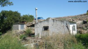Masicos en Caspe a buen precio con agua