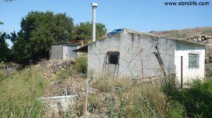 Foto de Masicos en Caspe con huerto