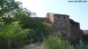 Se vende Torre en la Zaragozeta Caspe con electricidad por 120.000€