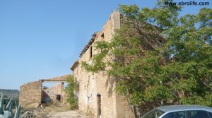 Se vende Torre en la Zaragozeta Caspe con cereales por 120.000€