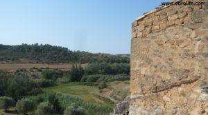 Foto de Torre en la Zaragozeta Caspe en venta con electricidad por 120.000€