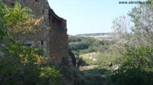 Torre en la Zaragozeta Caspe en venta con electricidad por 120.000€