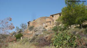Torre en la Zaragozeta Caspe en oferta con cereales