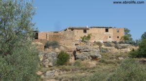 Foto de Torre en la Zaragozeta Caspe en venta con cereales