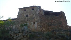 Torre en la Zaragozeta Caspe para vender con regadío por 120.000€