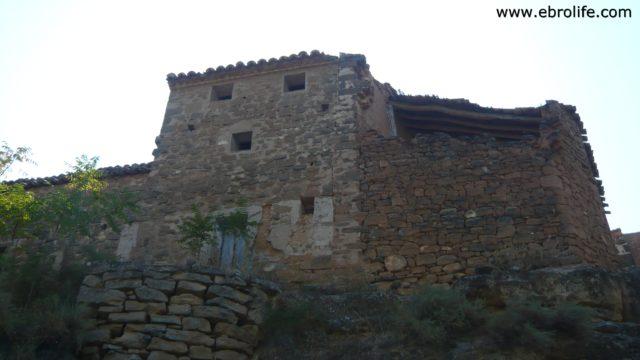 Torre en la Zaragozeta Caspe