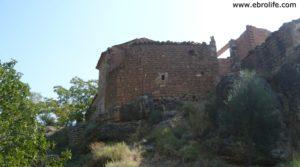 Vendemos Torre en la Zaragozeta Caspe con regadío por 120.000€
