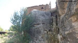 Torre en la Zaragozeta Caspe para vender con masía