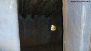 Se vende Torre en la Zaragozeta Caspe con electricidad