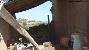 Torre en la Zaragozeta Caspe a buen precio con cereales por 120.000€