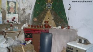 Vendemos Torre en la huerta de Caspe con huerto