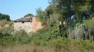 Torre en la huerta de Caspe en venta con huerto