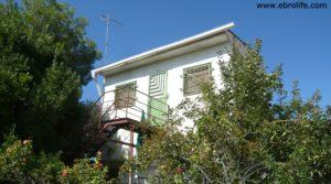 Foto de Torre en la huerta de Caspe en venta con amueblado