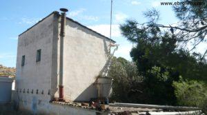 Se vende Torre en la huerta de Caspe con porche