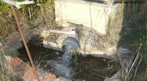 Vendemos Masico en el rio Matarraña Mazaleón con agua limpia