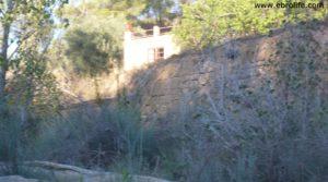 Foto de Masico en el rio Matarraña Mazaleón en venta con olivos por 25.000€