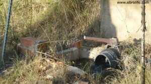 Masico en el rio Matarraña Mazaleón a buen precio con agua limpia por 25.000€