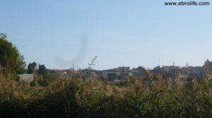 Vendemos Terreno de huerta en Caspe con frutales por 18.000€