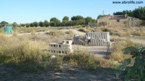 Vendemos Terreno de huerta en Caspe con huerta