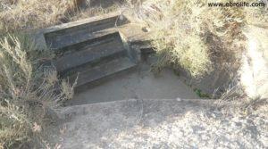Se vende Terreno de huerta en Caspe con agua por 18.000€