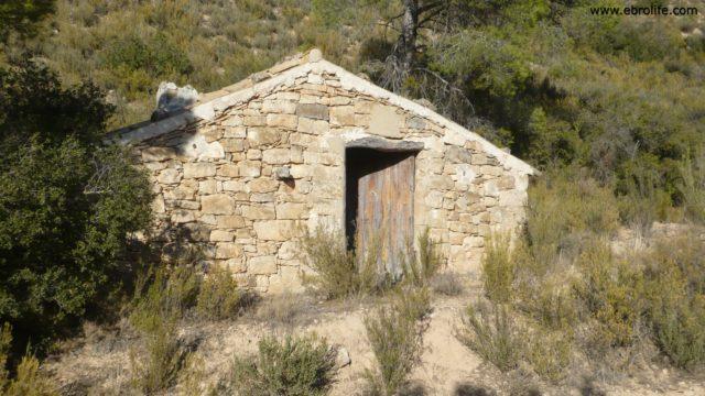 Cabaña en Nonaspe