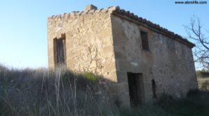 Vendemos Masía en Maella con huerta por 24.000€