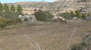 Detalle de Soto en Caspe con zonas de baño por 22.000€