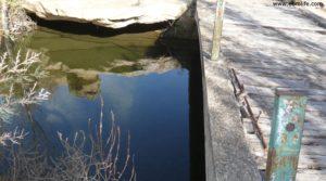 Soto en Caspe para vender con zonas de baño por 22.000€